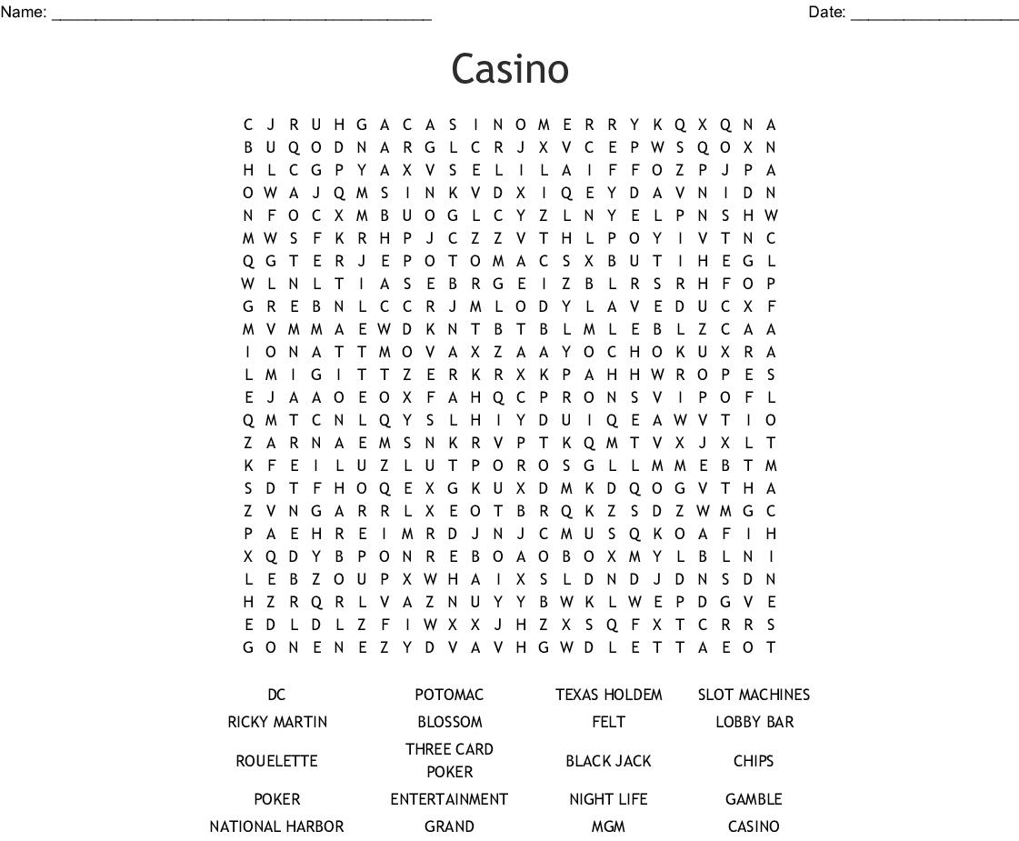 Word Hunt Casino