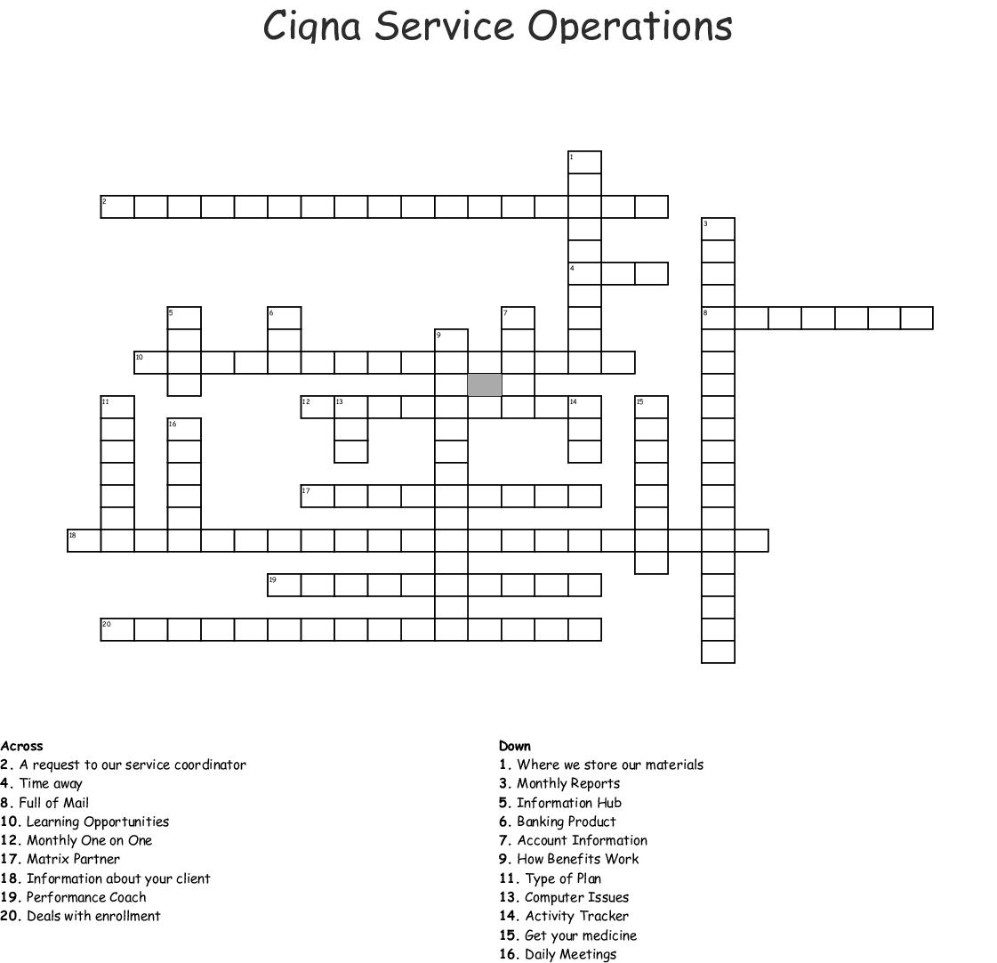 Health Insurance Crosswords Word Searches Bingo Cards Wordmint