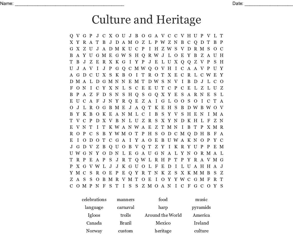 multicultural mixup word search