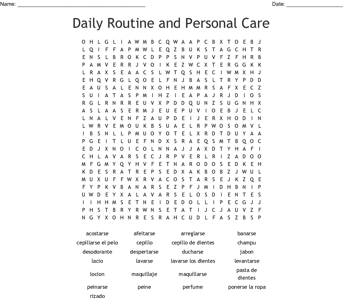 Magic image intended for daily word search printable