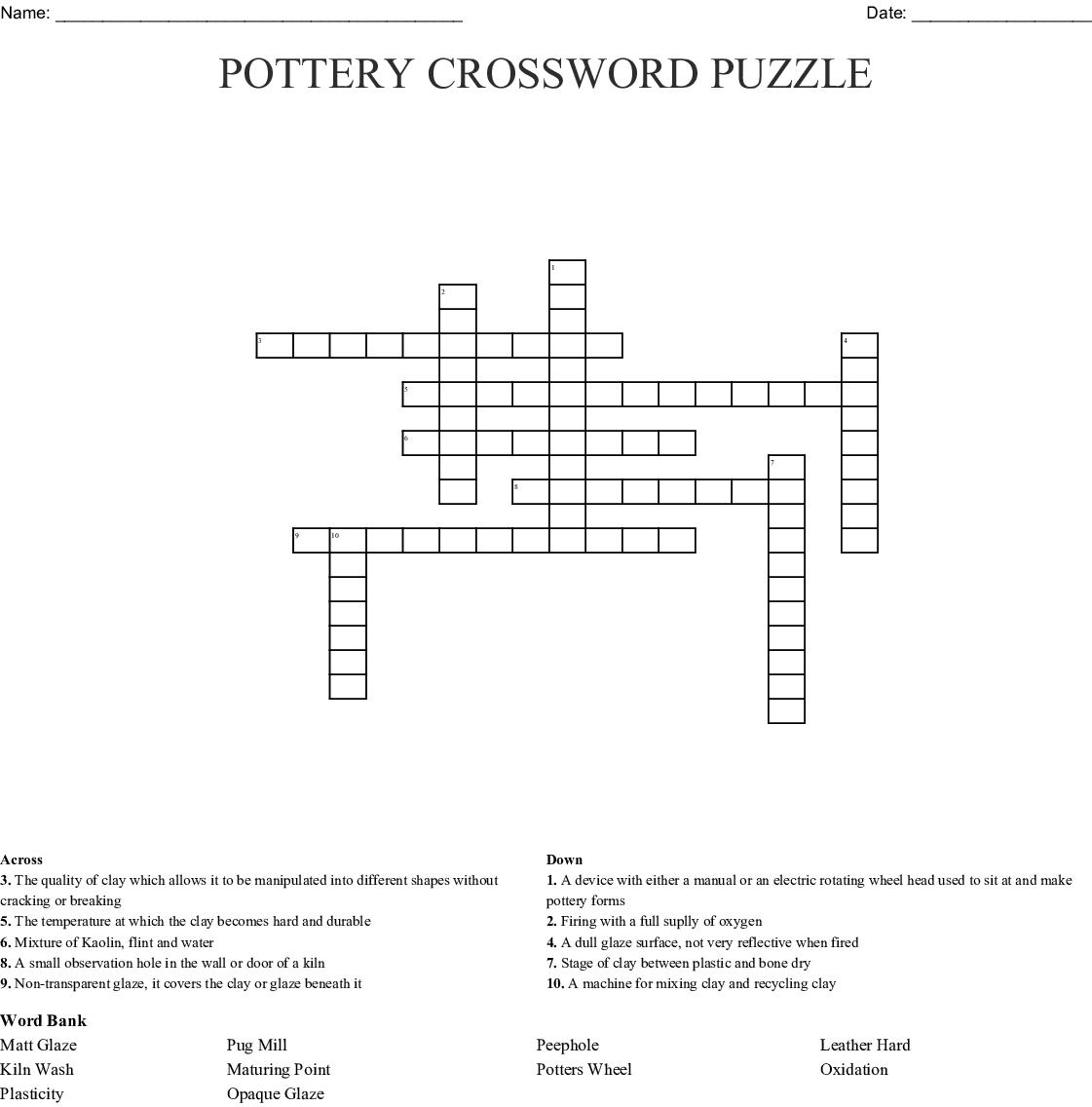 got cracking crossword puzzle