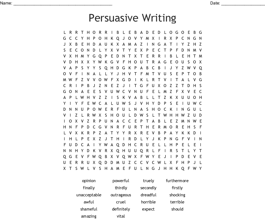 Essay writers crossword