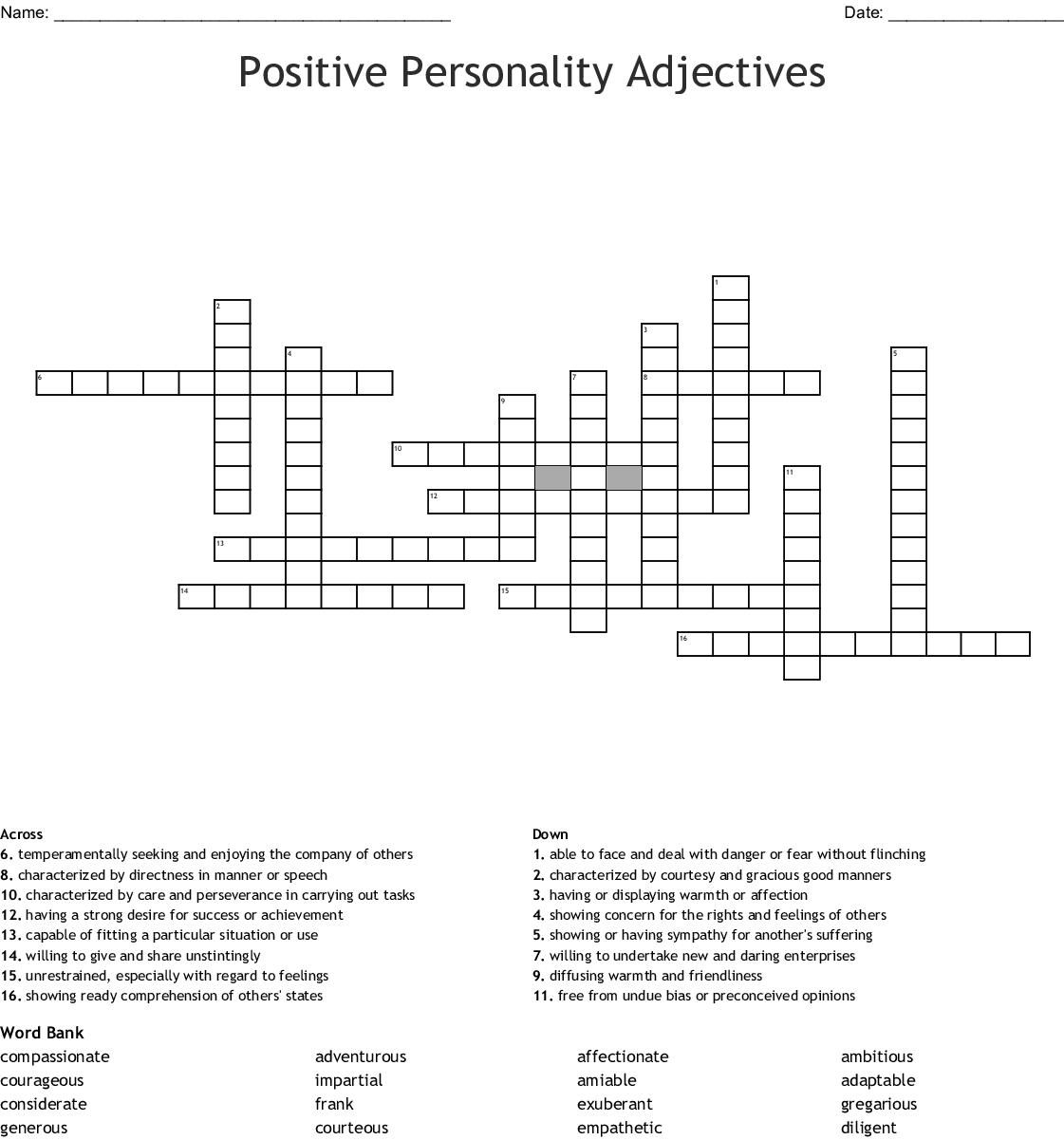 Lyddie Vocabulary Crossword Wordmint