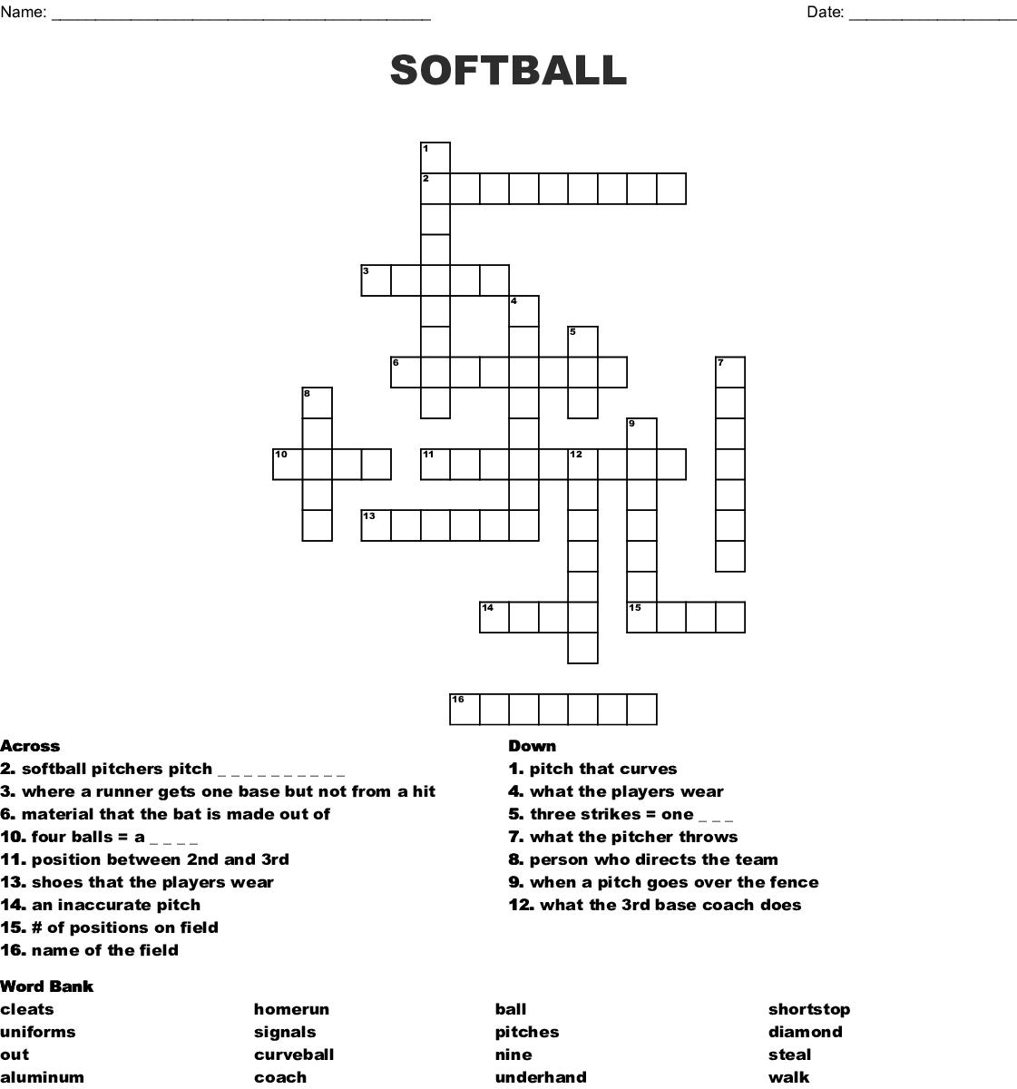 Heat Crossword Wordmint