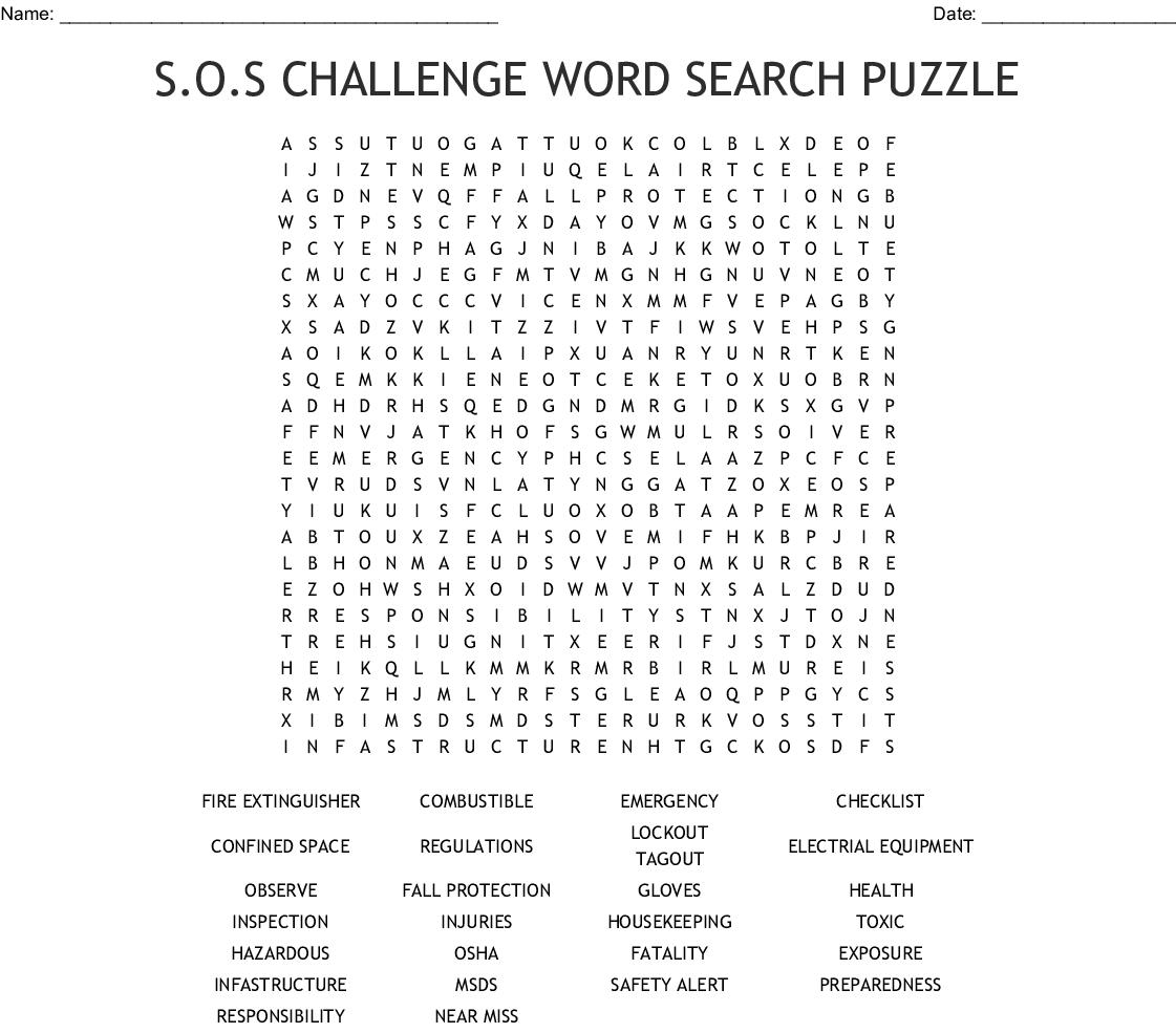 Word Search: Animals of the Savanna | abcteach