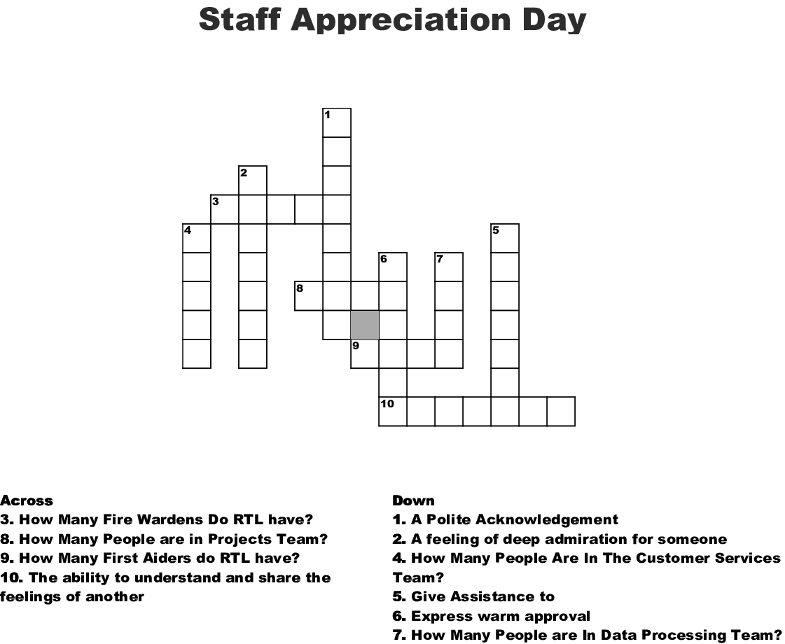 Customer Service Excellence Word Search - WordMint |Customer Appreciation Puzzles