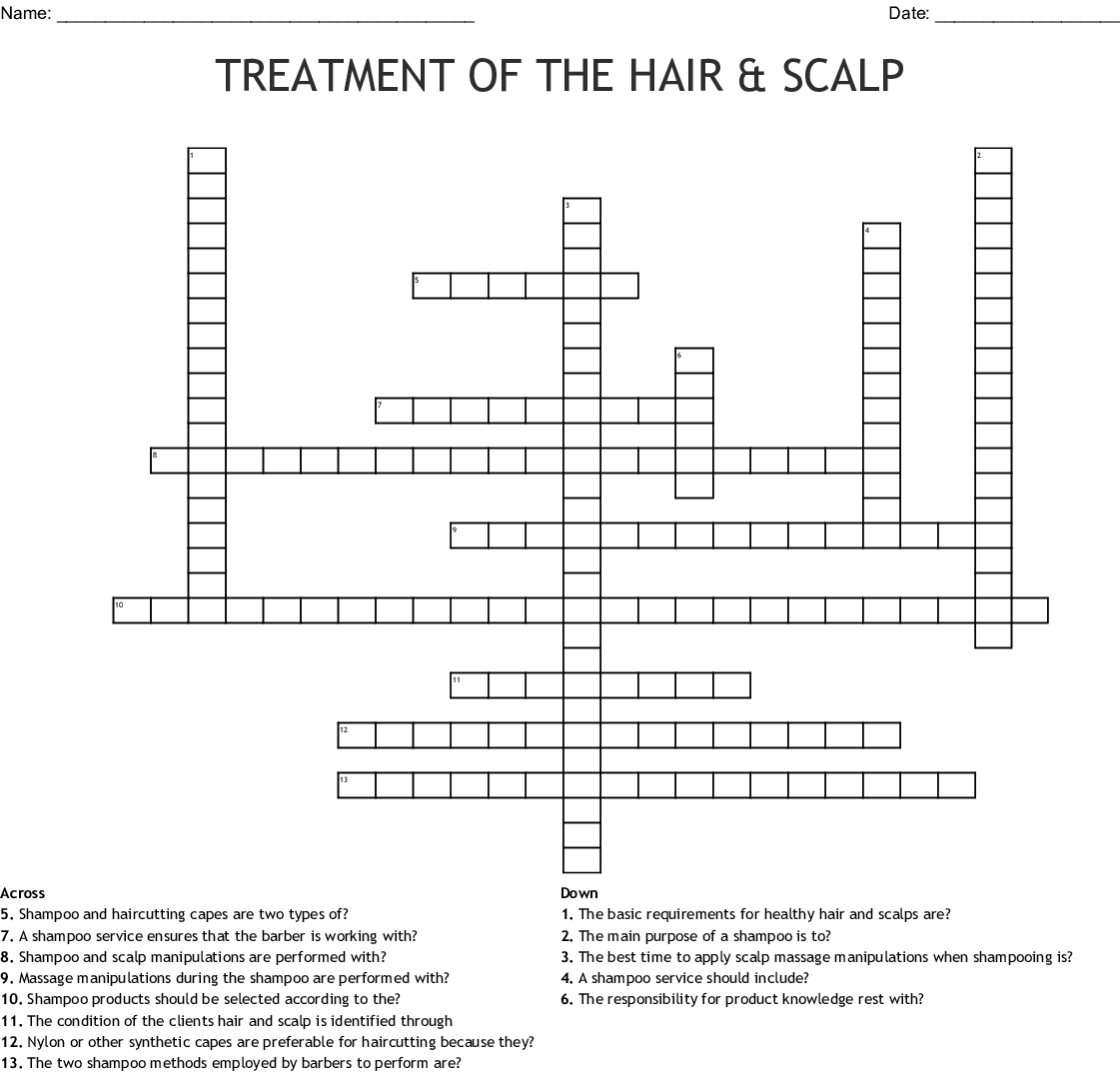 Milady Chapter 15 Scalp Care Shampooing And Conditioning