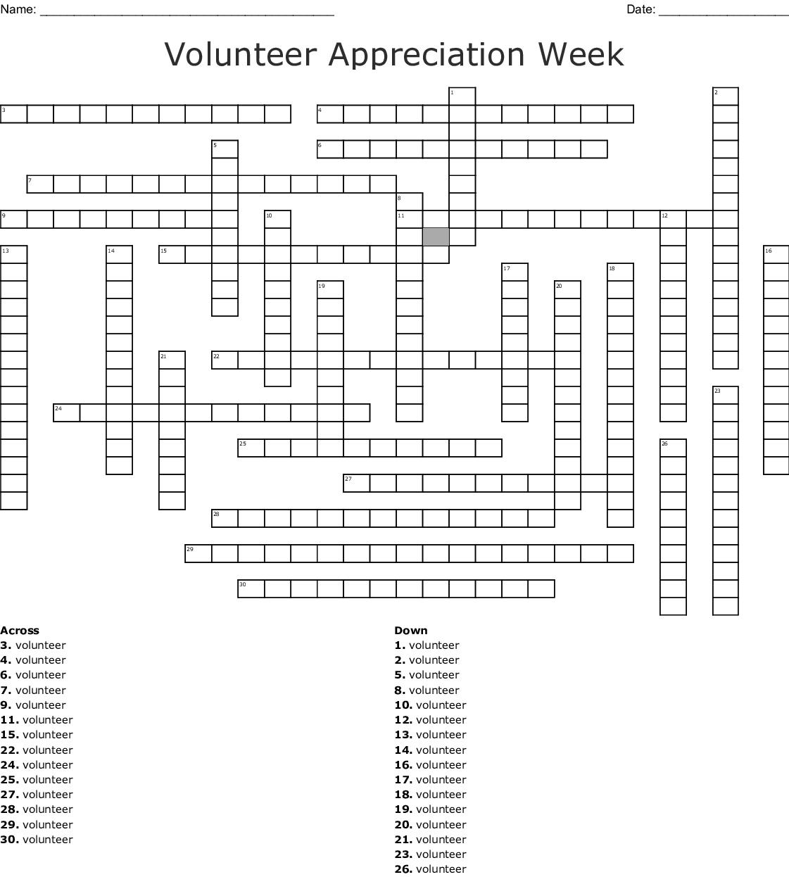 Theme puzzle pieces | Volunteers; essential piece of the ... |Customer Appreciation Puzzles