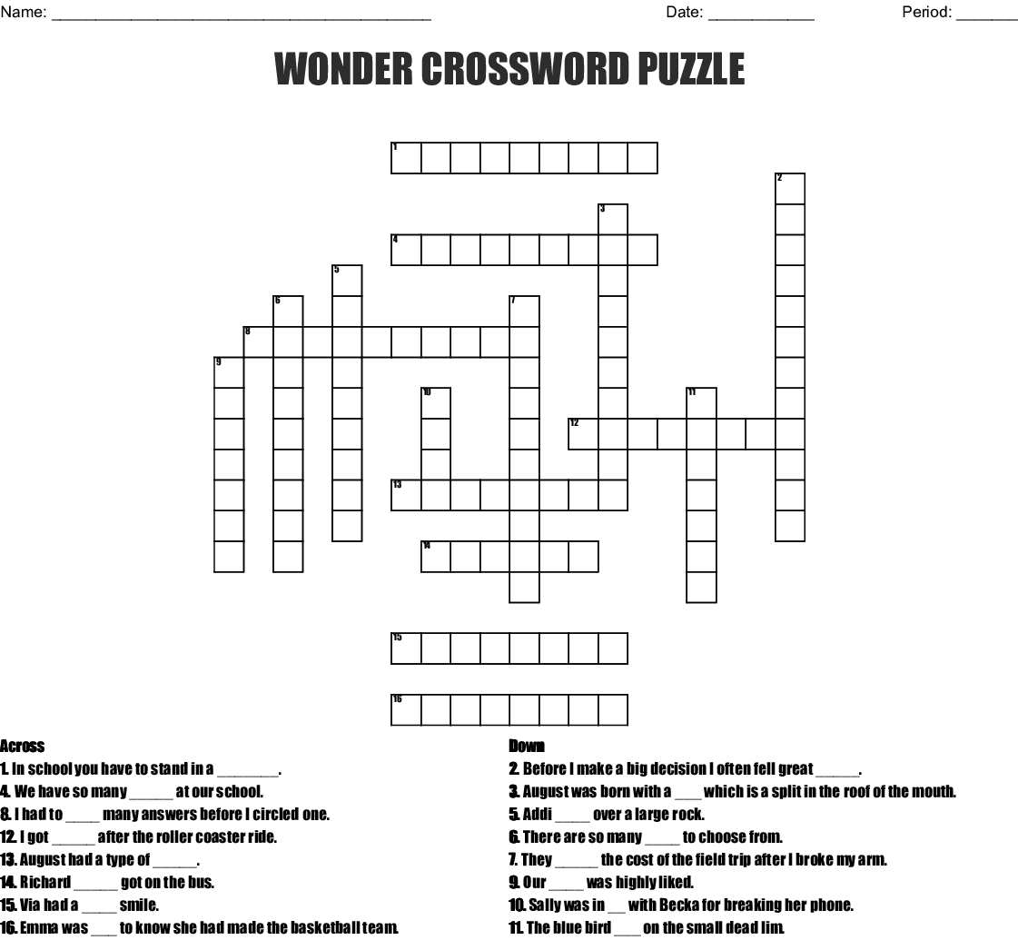 Iwms Crossword Wordmint
