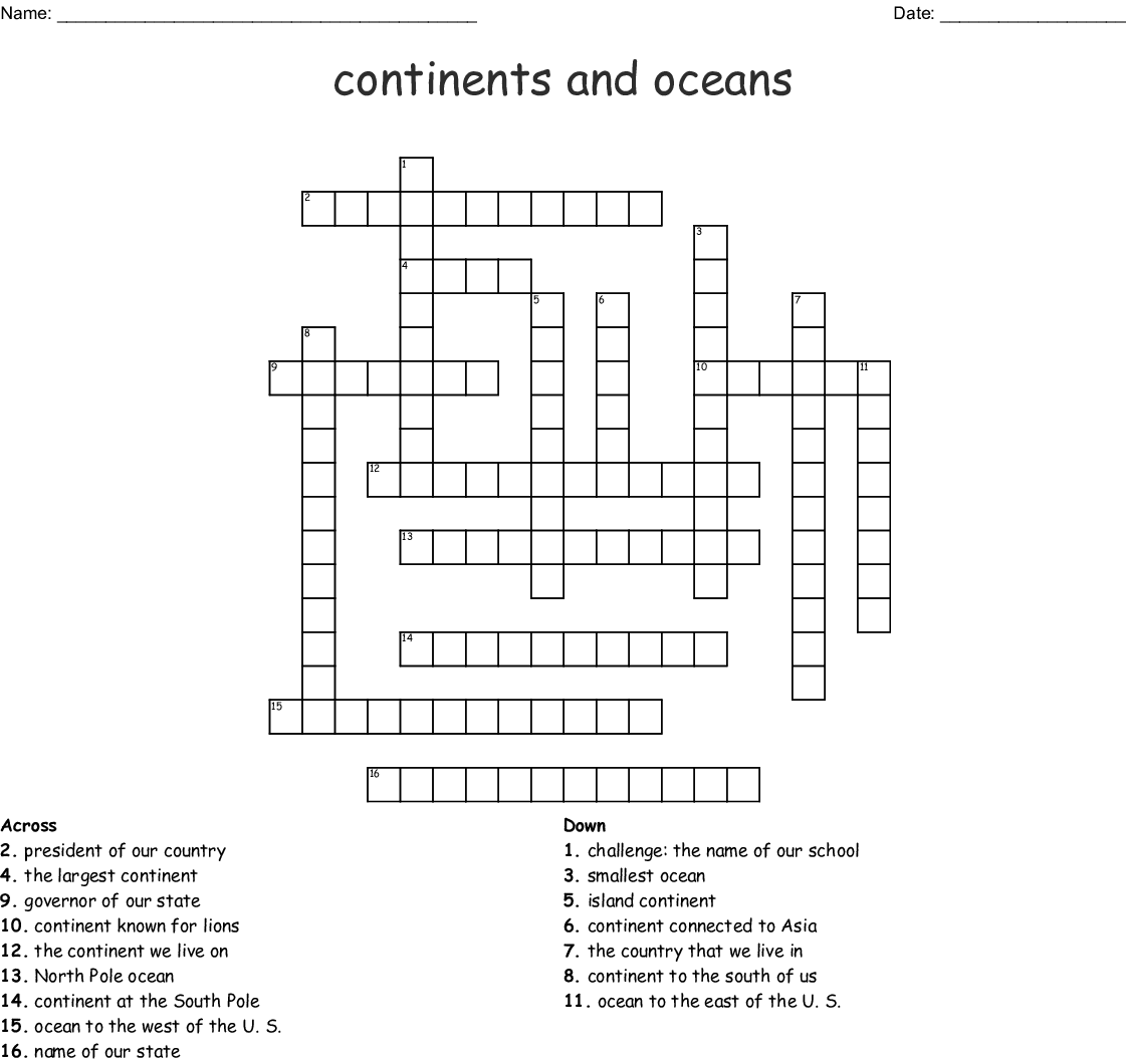 Eoy Crossword Wordmint