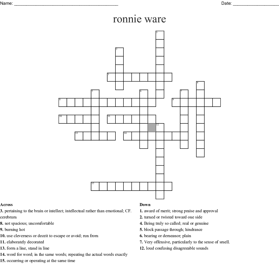 Is My Grade Stilling Going to Be Low After This? Crossword ...