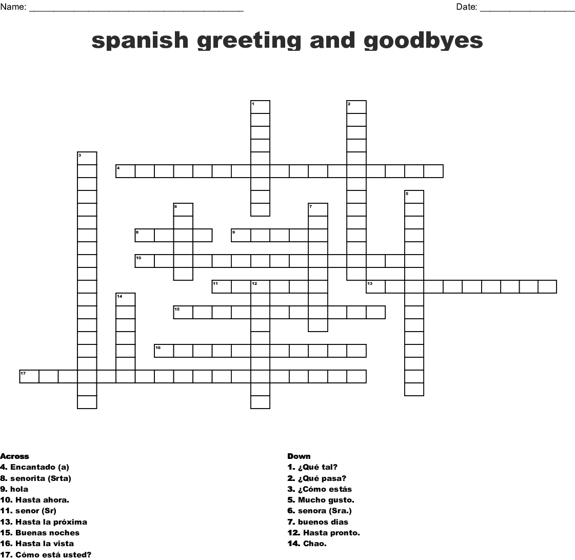 How to Say Greetings and Goodbyes in Spanish: 3 Steps |Spanish Greetings And Good Byes